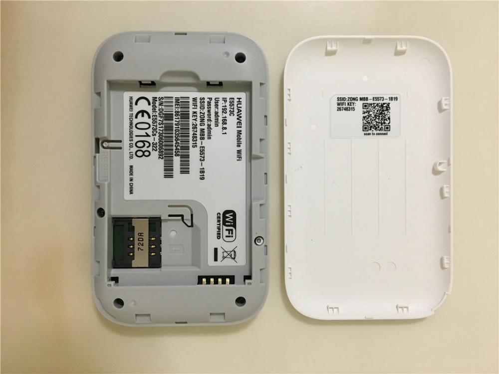 Unlocked Huawei E5573 4G Dongle Lte Wifi Router E5573cs-322 Mobile