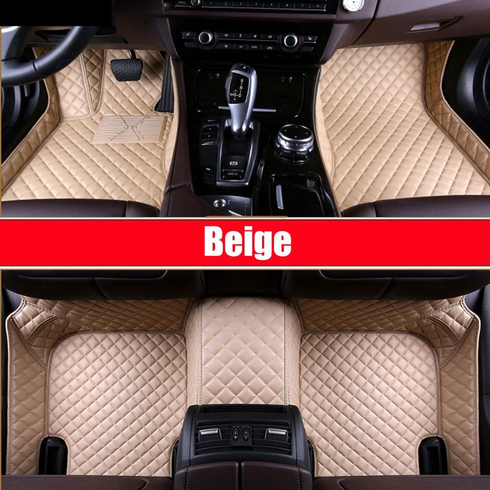 Car floor mats for Land Rover Range Rover L322 L405 5D heavy duty car styling carpet floor liners(2002-present)Car floor mats for Land Rover Range Rover L322 L405 5D heavy duty car styling carpet floor liners(2002-present)