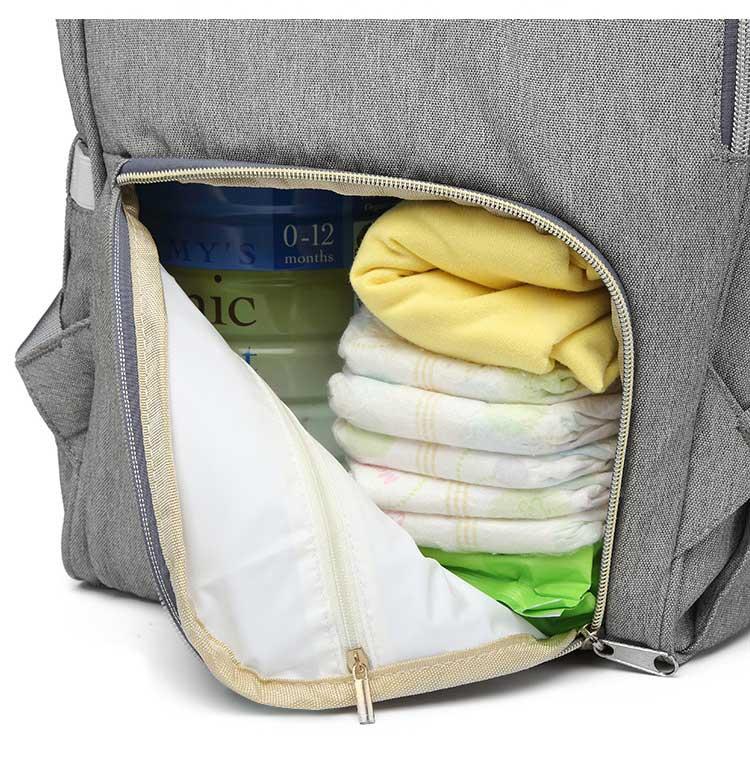 HTB1k0NlPjDpK1RjSZFrq6y78VXak Lequeen USB Mummy Maternity Nappy Bag Brand Large Capacity Baby Bag Travel Backpack Designer Nursing Bag for Baby Care