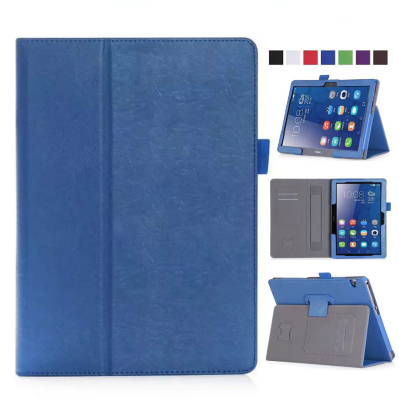 T3 10.0 PU Leather Case Cover Fundas Slim 9.6'' Wallet Tablet Cases For Huawei MediaPad Honor T3 10 AGS-L09 AGS-L03 Stand Skin flip pu leather case for huawei t1 10 9 6 t1 a21w tablet case for huawei mediapad t1 t1 a21l t1 a23l honor note smart cover