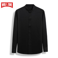 Limited Shirt Chemise Homme Camisa Masculina Men Brand Clothing Comfort Shirts Mens Casual Cotton Full Spring