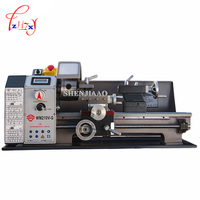 600W Speed High Power Brushless Motor Machine Tool Metal Lathe / All Steel Lathe Machine with Switch Control WM210V G