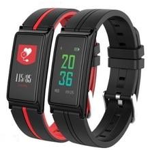 B5 Good Bracelet Coronary heart Fee Monitor Coloration Contact Display screen Good Wristband Health Tracker Smartband Pedometor Pulseria Inteligente