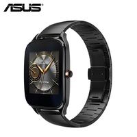 ASUS ZenWatch 2 Смарт часы gps Android Wear 4 ГБ Встроенная память Водонепроницаемый циферблат/ответ на вызов Шагомер трекер сна Multi Язык WI501Q