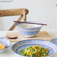 Sản xuất tại Nhật Bản chất lượng cao siêu tuyệt vời mức độ gốm dinner tấm súp lớn bát cốc cà phê