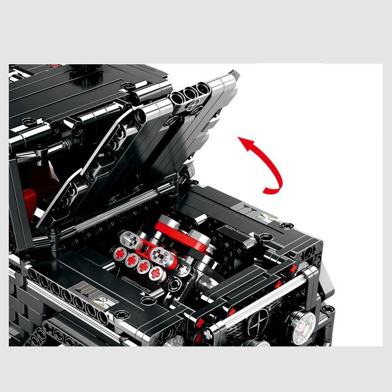 1343Pcs Legoes Technische Auto Modell Bausteine Ziegel Sets DIY Creator Pädagogisches Spielzeug Für Kinder Jungen Weihnachten geschenke-in Sperren aus Spielzeug und Hobbys bei  Gruppe 3