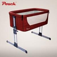Сумка детская кровать для 0 12 месяцев, детские кроватки, переносная детская колыбель в европейском стиле, складная шейкер для младенцев