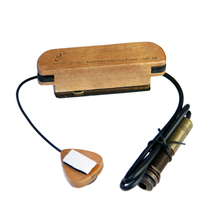 Adeline AD-40 W-JAZZ series pickup acoustic magnetic soundhole pickup  hand-made solid guitar pick holder