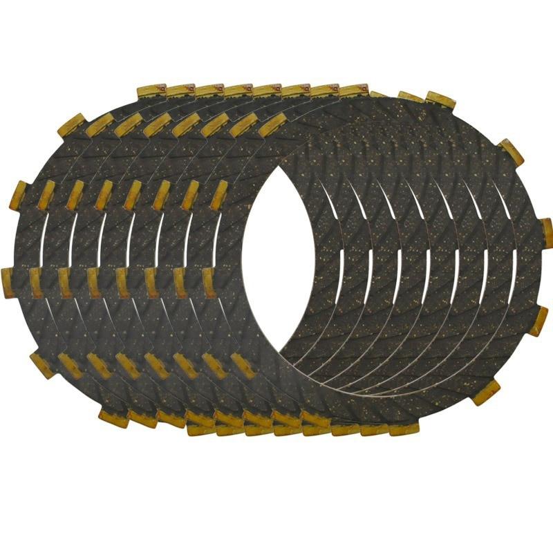 Motorcycle Engine Parts Clutch Friction Plates For SUZUKI RM250 SG250 KAWASAKI KX250 EJ KL650 VN700 800 900 KZ ZX750 Motorbike