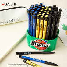 Creative Refill Ballpoint Pen 60Pcs 0.7mm Magic Touch Oil Student Gifts Exam School Office Stationery ST-289
