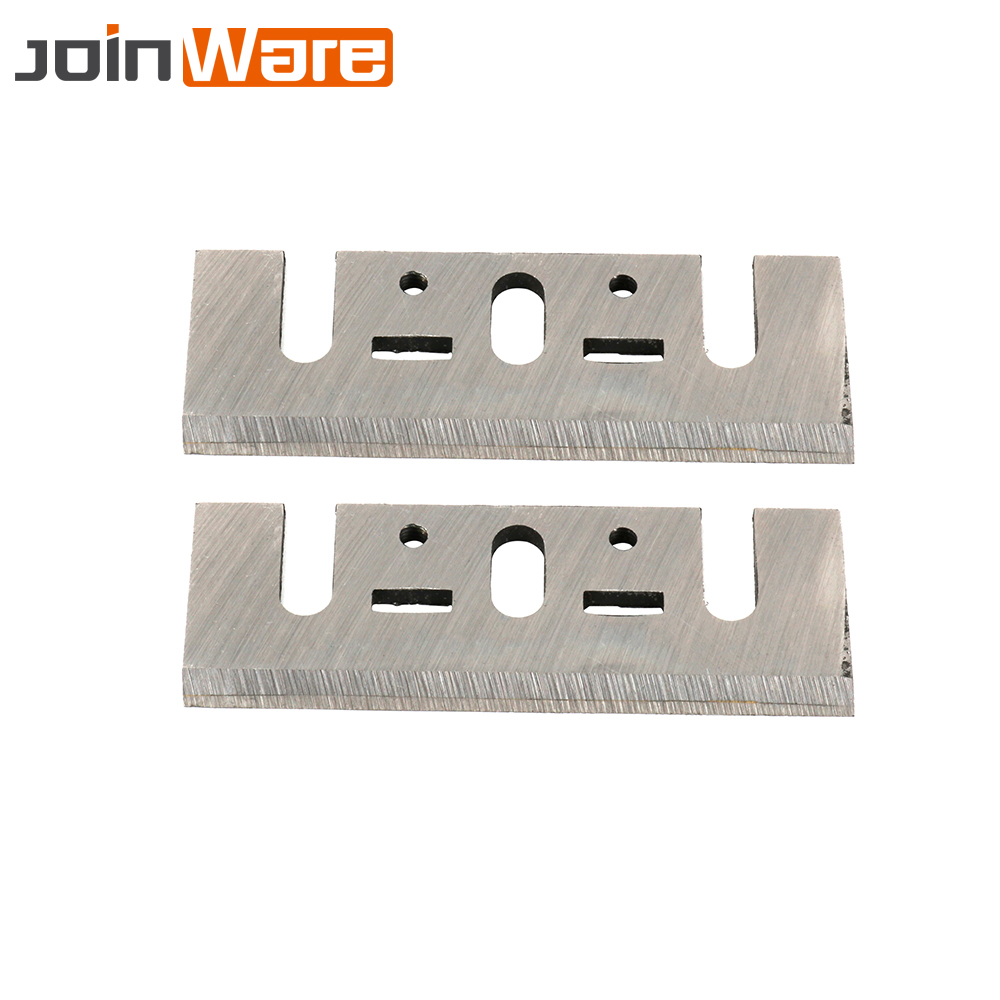 2Pcs TCT Planer Blade Tool Part For Replacement Makita 1900B Electric Woodworking Cutter Blades Power Tool Accessory Craftman