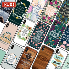 KUZI  Cool Skull Print Case for IPhone X XS 8 7 6 6s Plus Coque Covers Iphone TPU Silicone Phone