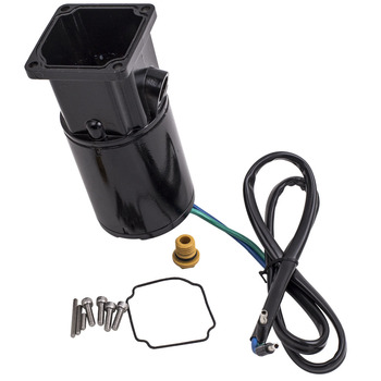 Trim Motor fit Mariner Outboards with Reservoir 2-Wire Configuration