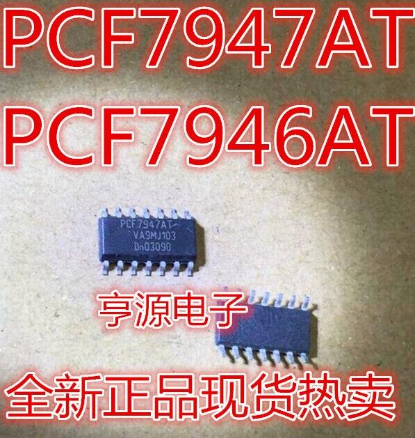 10pcs PCF7947AT SOP-14