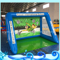 Factory price Outlet PVC Official inflatable soccer kick games inflatable football soccer target shootout goal