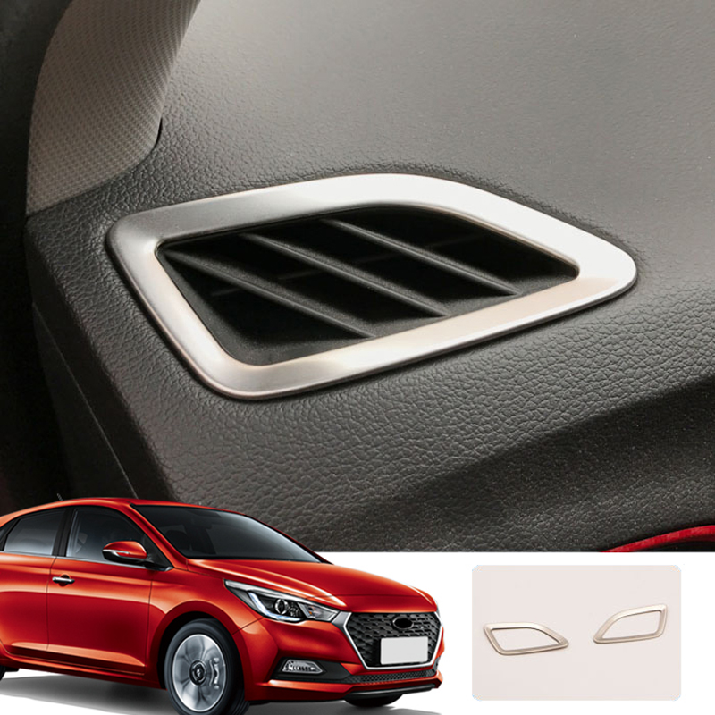 for Opel Astra K 2015-2017 Accessories Car Interior Air Condition Panel Cover