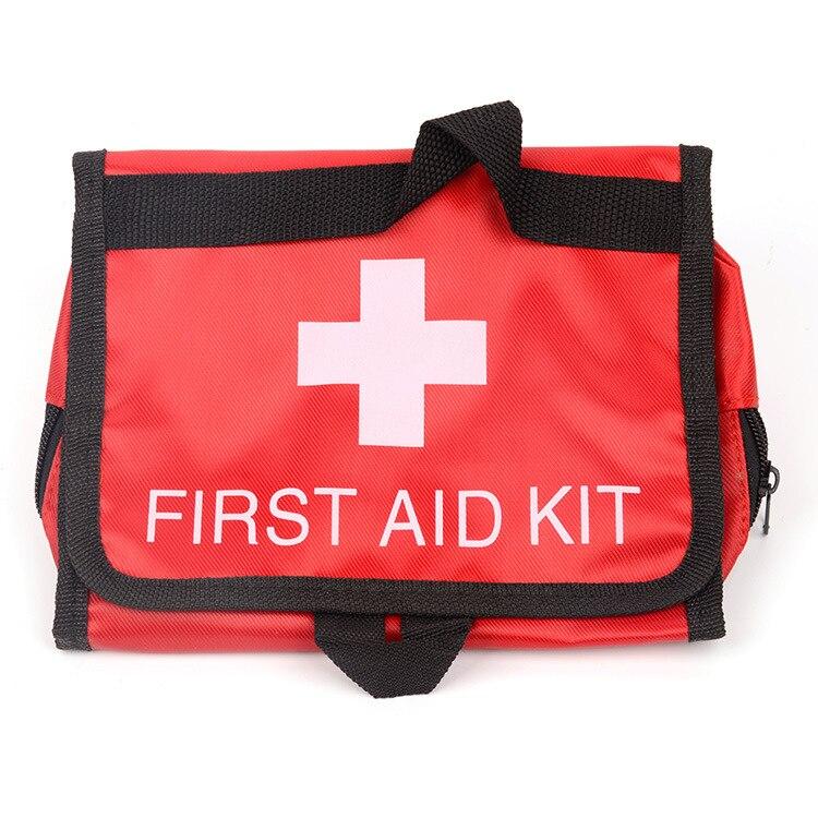 Organização de Armazenamento de Drogas em casa Saco De Armazenamento Portátil Ao Ar Livre Kits Médicos Kit de Primeiros-socorros Acessórios Saco Organizador Pílula Vazio