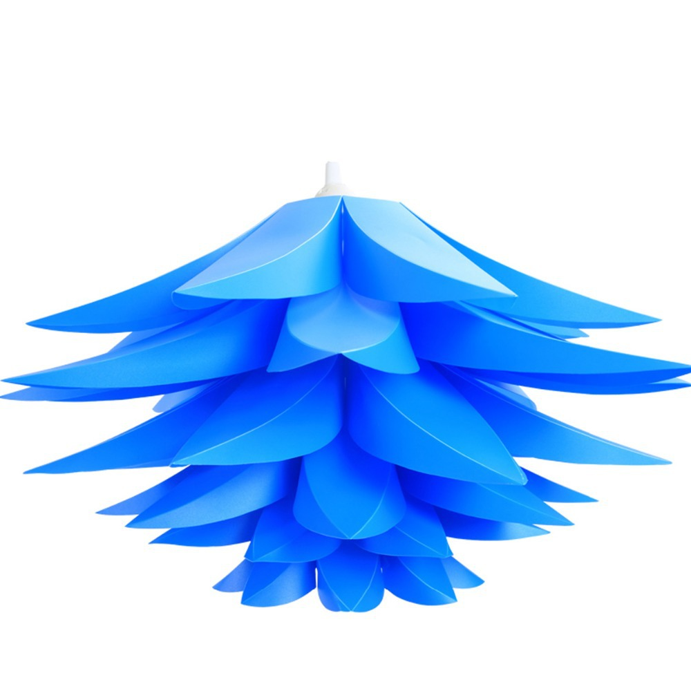 Party decorative lighting candy color flower plastic lampshade diy party decorative lighting candy color flower plastic lampshade diy iq pendant light dia 30cm plastic material lamp shade in lamp covers shades from lights mozeypictures Image collections