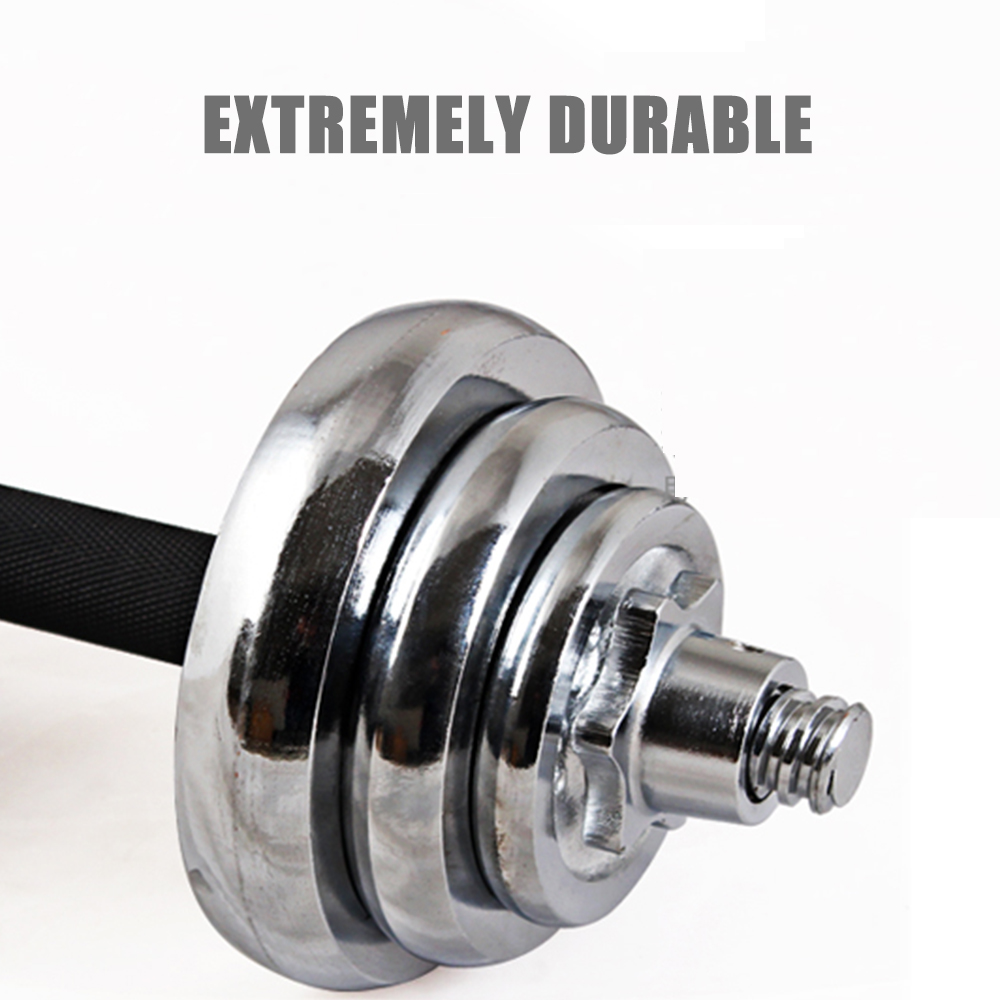 DMAR1pc 2 25kg Dumbbells Disk Weights for Fitness Weightlifting Crossfit Equipment Barbell Gym Muscle Strength ExerciseBarbell in Dumbbells from Sports Entertainment