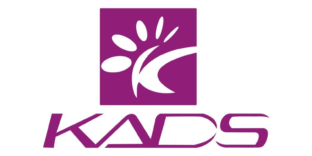 Лого бренда KADS из Китая