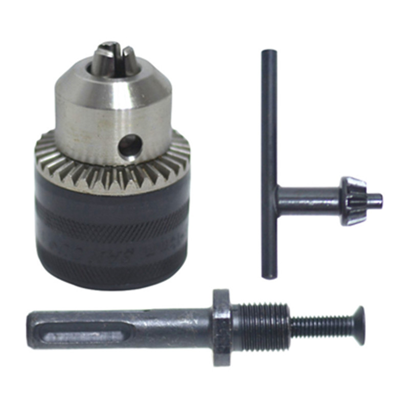 2-13mm 1/2-20UNF Key Drill Chuck SDS-Plus for BOSCH 26 GBH2-26E GBH2-26RE GBH2-26DE GBH2-26DRE  GBH2400 GBH2-24  GBH2-26DBR перфоратор sds plus bosch gbh 2 26 dre