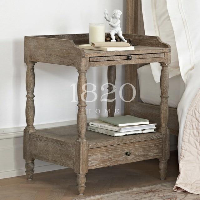 Las exportaciones francesas de madera maciza muebles de dormitorio ...