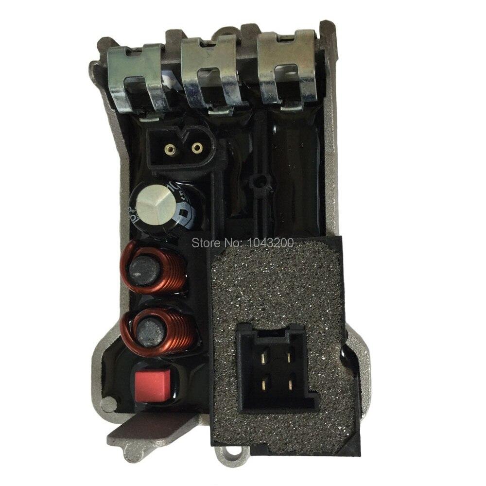 Mercedes W211 E500 S500 CL500 Blower Motor Regulator Resistor 2308210251 OEM