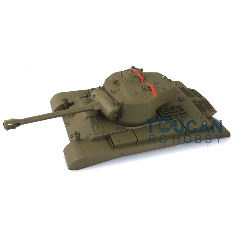Henglong 1/16 RC Tank Turret and Upper Hull Of Pershing M26 3838 цены онлайн