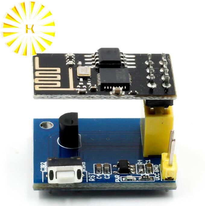 Electronic Components & Semiconductors ESP8266 ESP-01 ESP