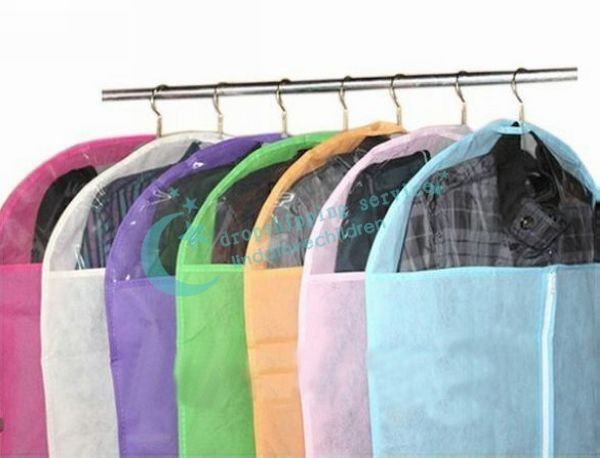 Dress Suit Clothes Jacket Bags Robe Shirt Garment Travel Storage Bag 2017 New