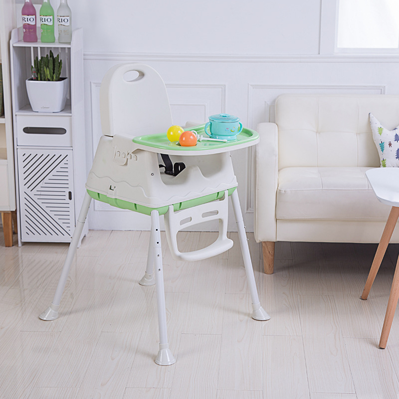 Baby Furniture Baby High Chair Portable Feeding Highchair Portable Folding Kids Table Chair Children Child Eating Dinning Chair