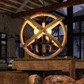 New American Vintage Corda Luzes Pingente de Loft Industrial Criativo E27 Edison Lâmpada Para Cozinha/Bar Decoração de Casa 110/220 V