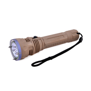TrustFire TR-DF002 Cree XM-L2 T6 1500LM 2-Mode Diving Attack Head Flashlight with Strap(2*26650)