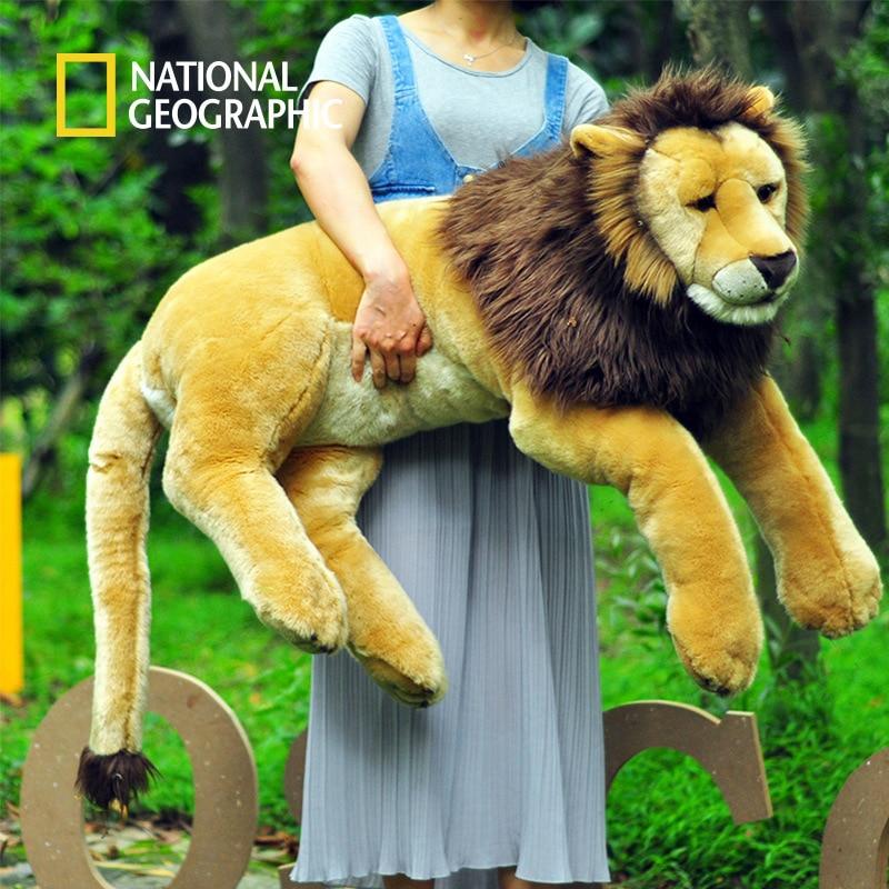 National Geographic Kawaii jouets en peluche poupée cadeau de mariage jouets en peluche pour bébé