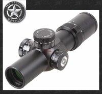 Vector Optics 1 6x28 First Focal Plane Hunting Rifle Scope Illuminated FFP Dot Reticle 35mm Monotube