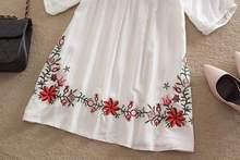 Cotton Blouses Shirts Pregnant Dress