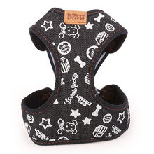 High quality adjustable chihuahua harness leash