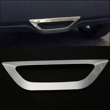Sus304 Нержавеющая сталь сзади стоп Молдинг Накладка для Toyota chr C-HR