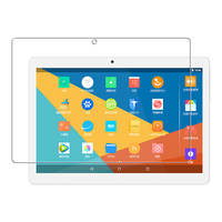 10 1 Inch 9H Tempered Glass Screen Protector For Teclast 98 Transparent