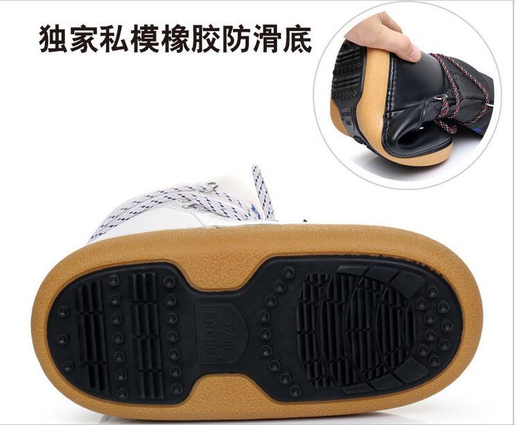 HOT SALE Shoes Women Handmade Ankle font b Boots b font Flat Retro font b Boot