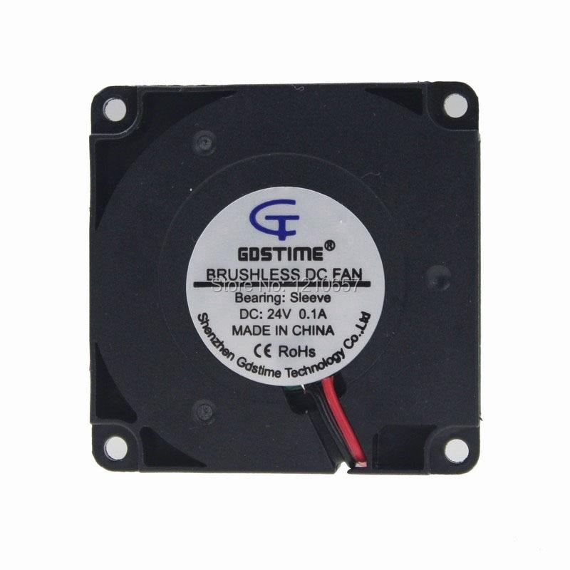 Centrifugal Fan 2 40 Watt : Pcs lot gdstime dc centrifugal blower cooling fan s