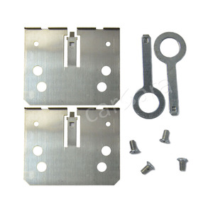 Image 4 - Car 2 Din 178mm*100mm Dashboard Universal Installation Fitting Frame Mounting Kit Set Fascia for 6.2 7 Radio Player