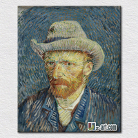 Modern Decoration Art Van Gogh Oil Painting Reproduction By Artist Hand Made Canvas Paintings For Friends