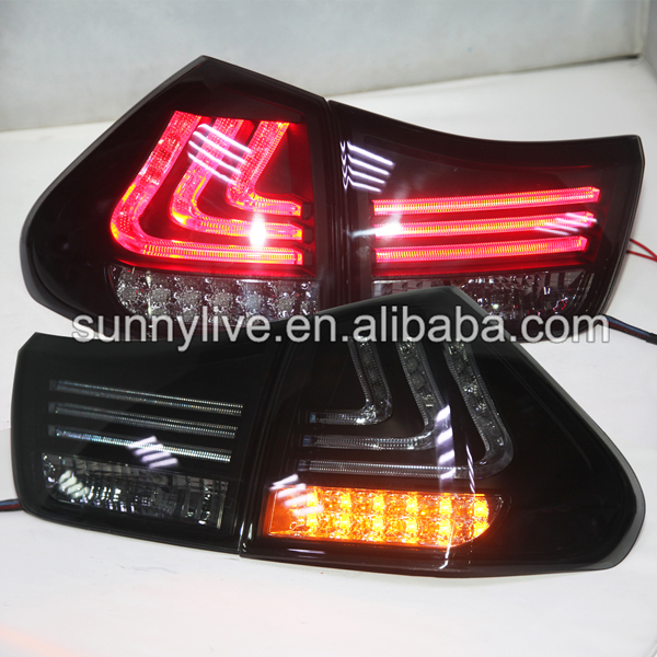 for Lexus LED Tail Lamp RX300 RX330 RX350 Herrier Kluger  Smoke 2004-2009  Year