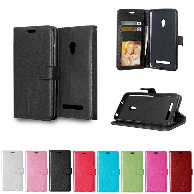 Case for ASUS ZenFone 5 A500CG A501CG A500KL Flip Case Phone Leather Cover for ASUS T00J T00F T00P A500 A501 CG KL ZenFone5