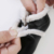 Primeiro Inverno Caminhantes Do Bebê Mocassins de Couro Reais por atacado Espessamento de pelúcia-nascido antiderrapantes Bebê das meninas dos meninos sapatos 0-24 M