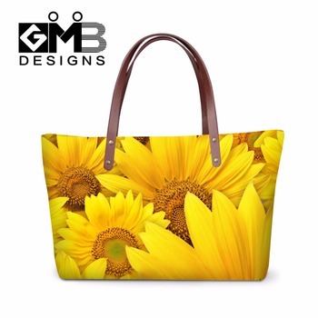 Dispalang Style Floral Rose Women Handbags Large Tote Bag Girly Shoulder Bags Fashion Flower Pattern Hand Bag Lady Messenger Bag tote bag