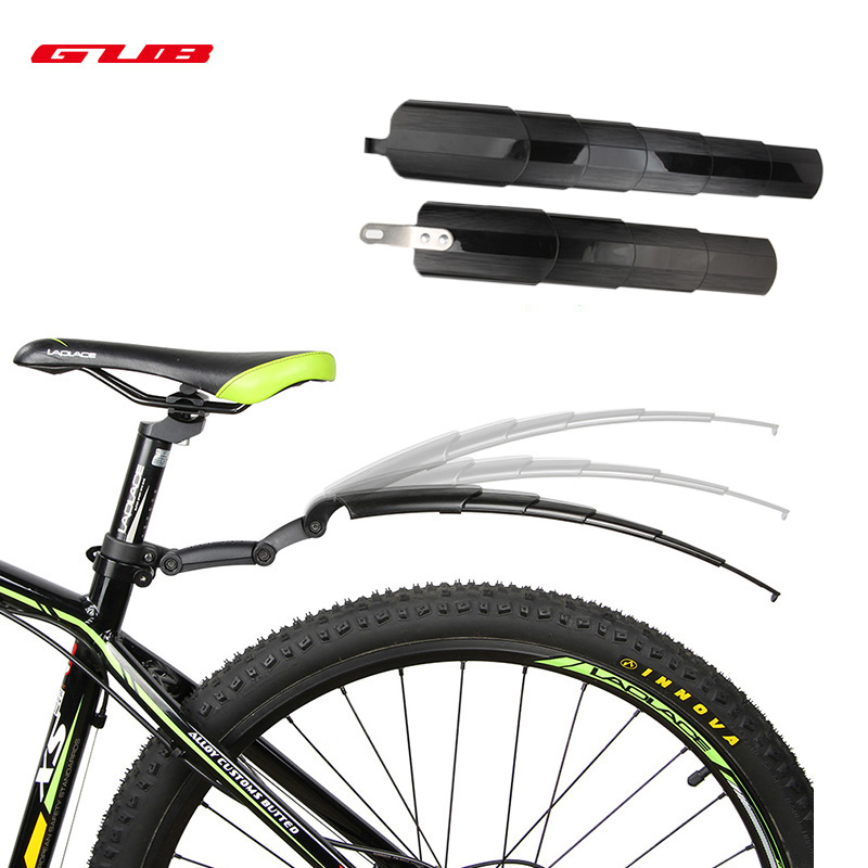 Bicycle Wheel Fender Front Rear Mudguard Set Cycling Accessory Mountain Bike Tire Fenders