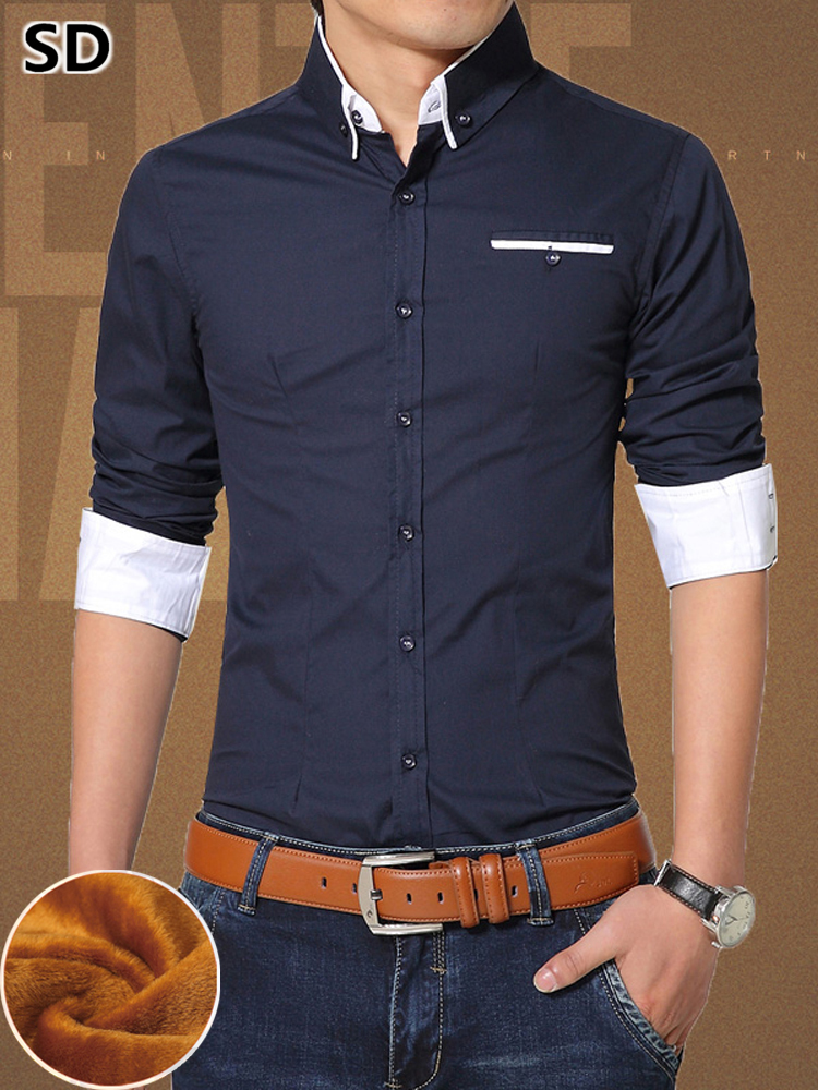 mens business shirts size - 600×798