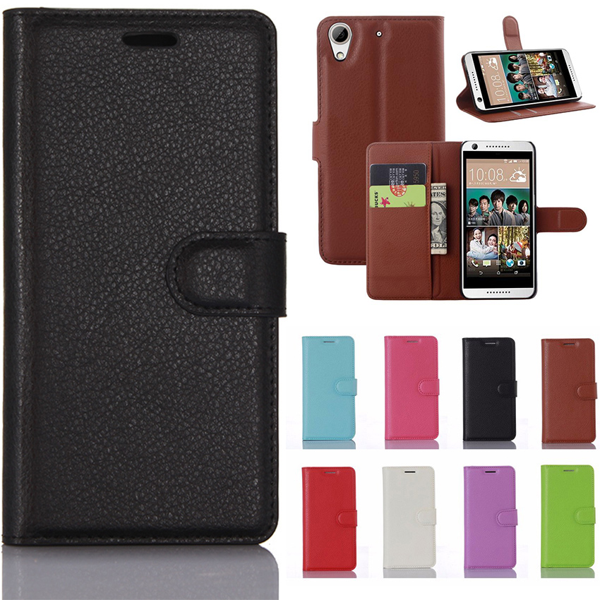 For HTC Desire 650 628 626 Case Luxury Flip Leather Stand Case Hight Quality PU Leather Cover For HTC Desire 650 Book Style Case